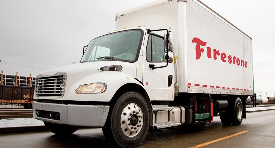 TBR-шины Firestone подорожают на пять процентов