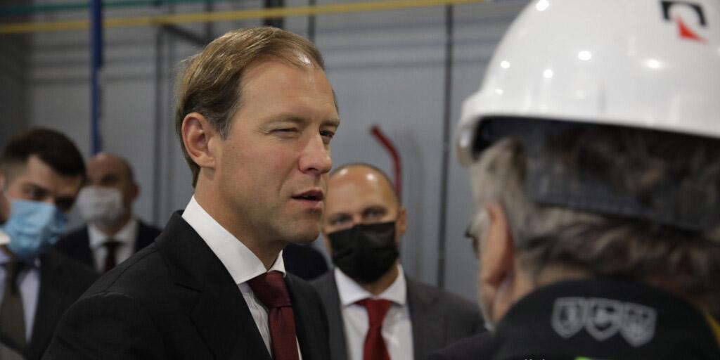 Денис Мантуров поможет российскому производителю кордных тканей выйти на контакт с Пирелли