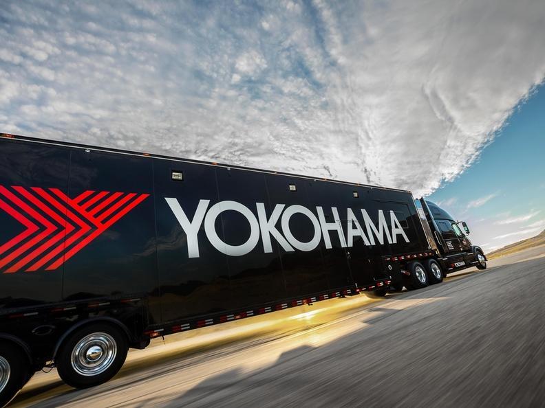TBR-шины Yokohama подорожают в Америке на 6 процентов