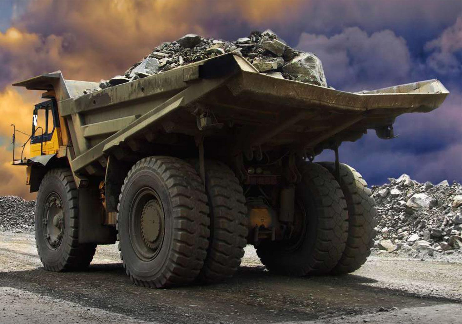 В России зафиксирован рекордный рост импорта крупногабаритных шин