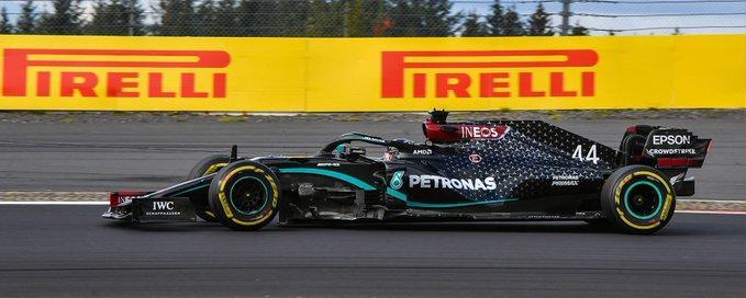 Гонщики Формулы-1 оценят новые шины Pirelli на Гран-при Португалии