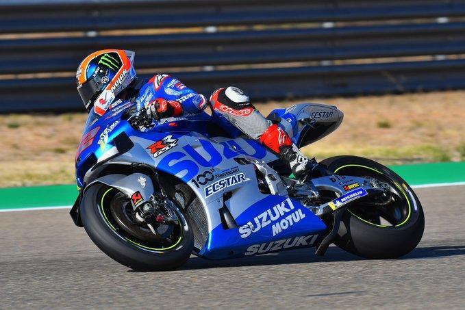 Шины Michelin позволили Алексу Ринсу доминировать в испанской гонке MotoGP