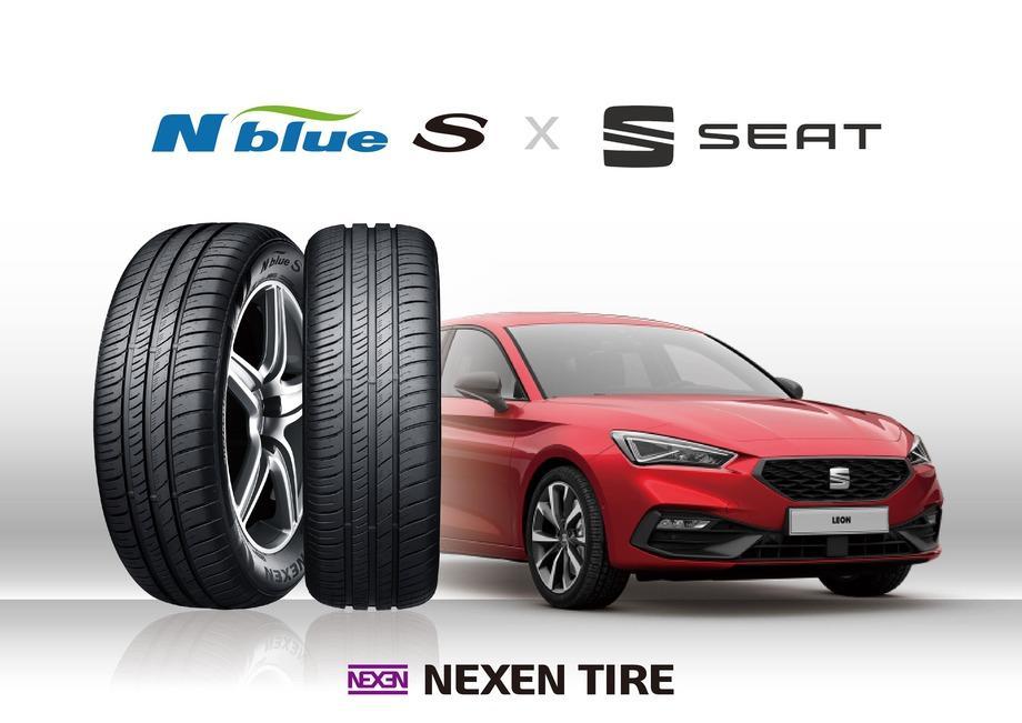 Nexen Tire будет поставщиком шин для нового поколения SEAT Leon