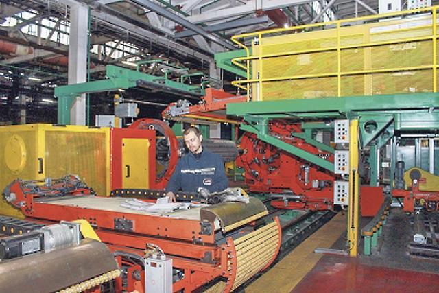 «Белшина» планирует окончить пуско-наладочные работы на втором сборочном комплексе КГШ к апрелю 2021 года