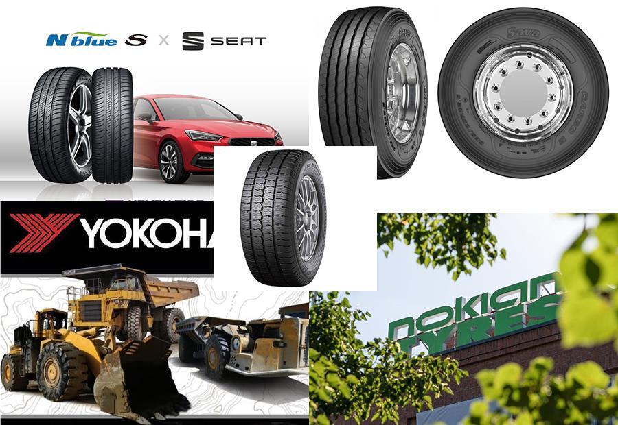 Дайджест новостей рынка шин и автокомпонентов за 24 - 30 октября