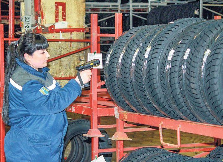 «Белшина» начала производство маркированных шин для поставок на российский рынок