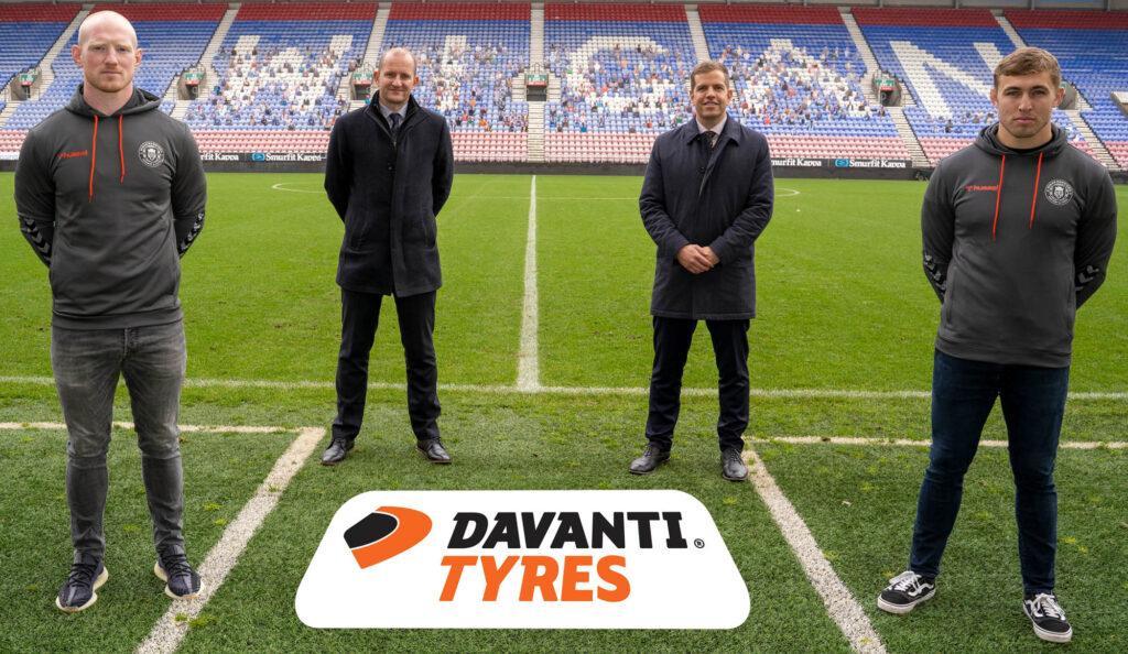 Davanti стала официальным шинным партнером самого успешного регбийного клуба Англии