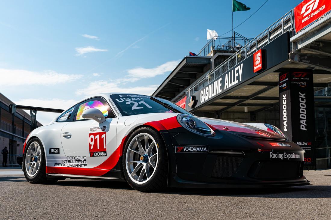 Новая моносерия Porsche Sprint Challenge North America стартует на шинах Yokohama
