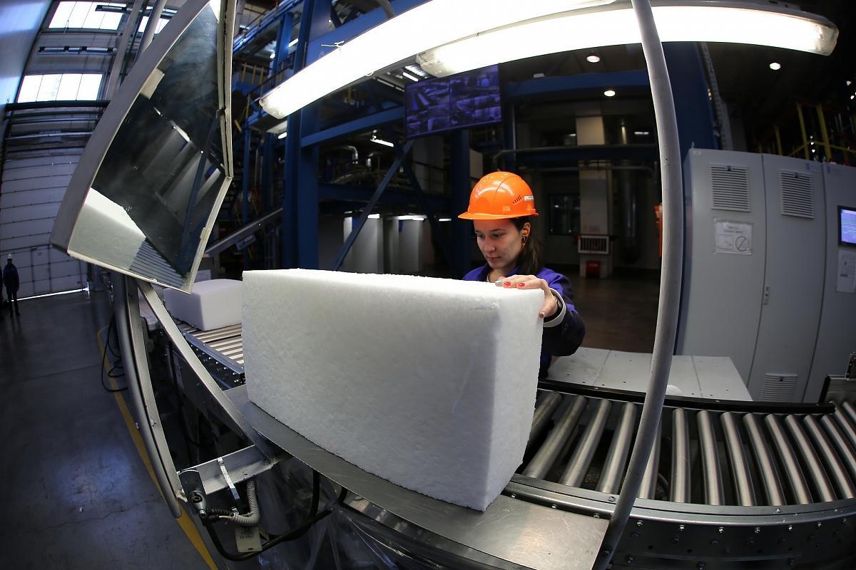 В «Нижнекамскнефтехим» ожидают восстановления объёмов производства и реализации каучуков