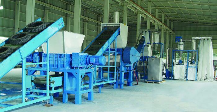 На Камчатке запущен новый инвестпроект по переработке автомобильных шин