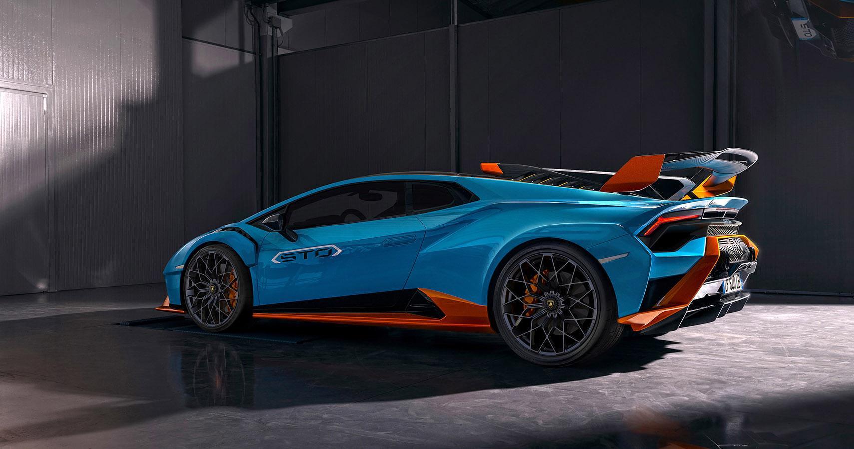 Японцы разработали специальные шины для нового суперкара Lamborghini