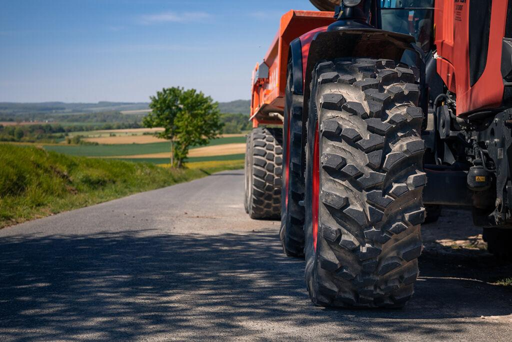 Nokian расширяет размерный диапазон тракторных шин Ground King