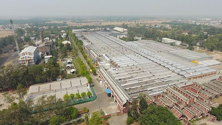 Continental наращивает мощности своего индийского завода по производству TBR-шин