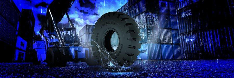Magna Tyres Group представила улучшенную шину для ричстакеров