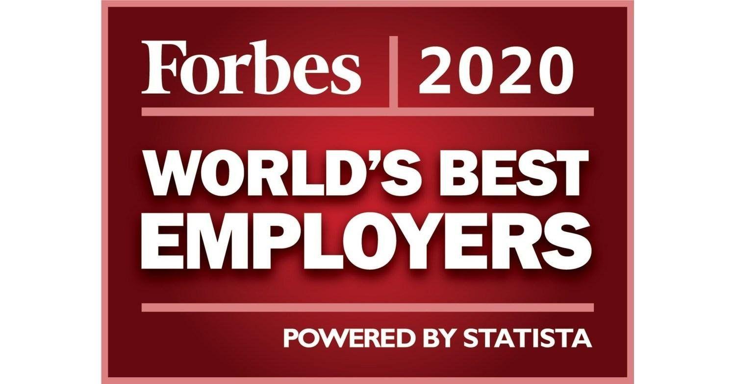 Cooper Tires вошла в список лучших работодателей мира по версии Forbes