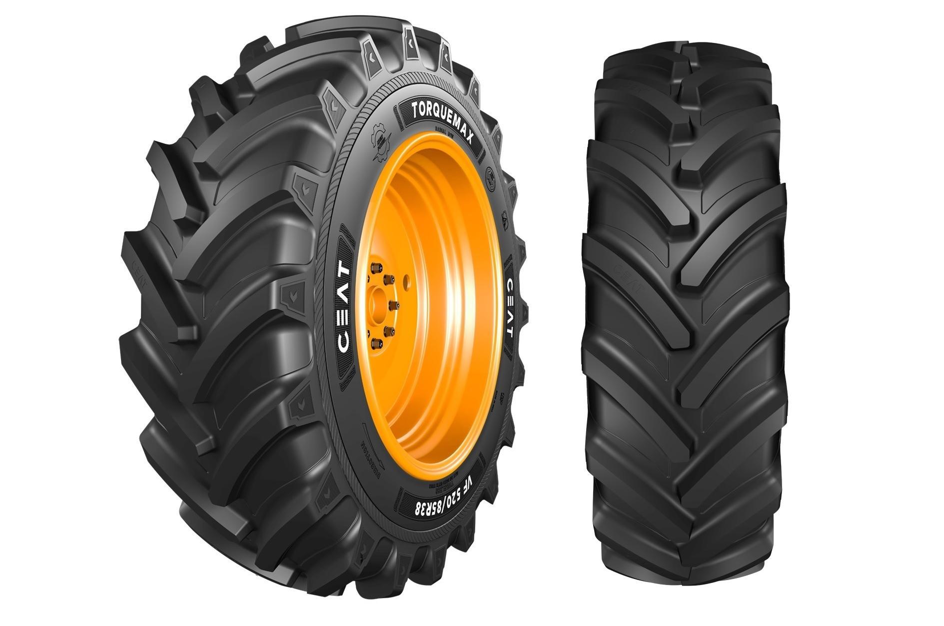 CEAT расширяет ассортимент шин для тракторов большой мощности