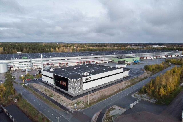 Новый испытательный центр Nokian Heavy Tyres начал работу