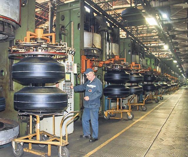«Белшина» оптимизирует производство на Бобруйском шинном комбинате