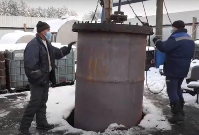 В Брянске активизировали работу по утилизации старых шин