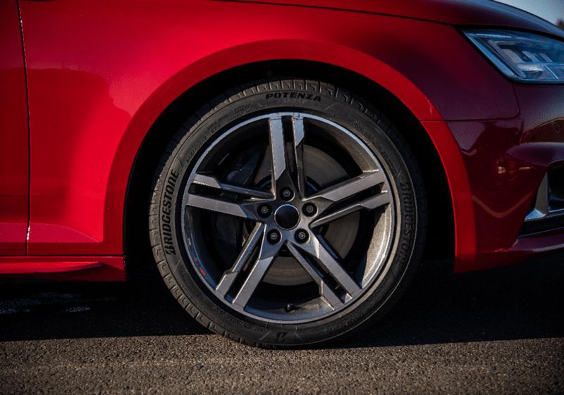 Bridgestone анонсировала январский старт продаж новой шины Potenza Sport