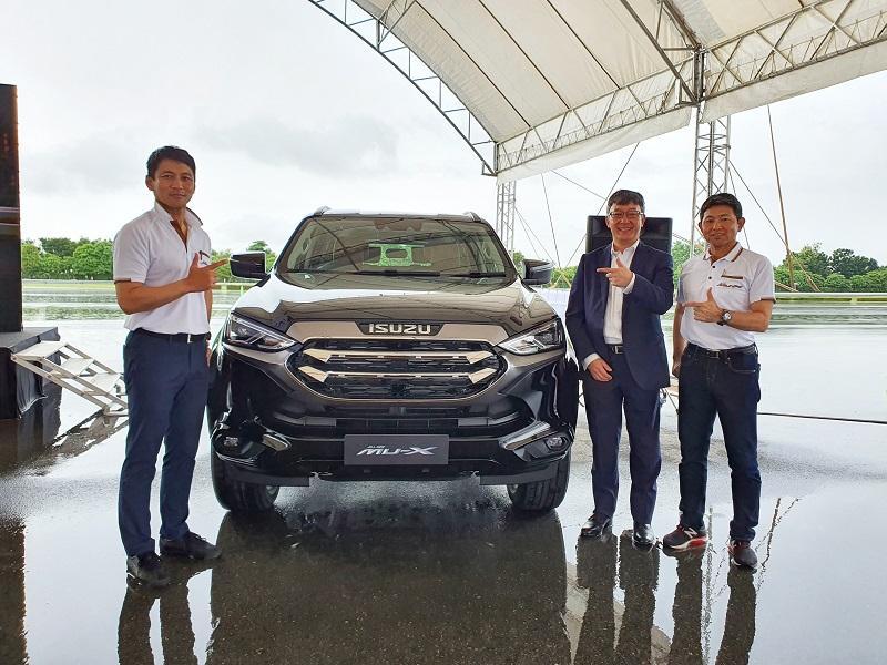 Шины Bridgestone вошли в список стандартного оснащения новых Isuzu MU-X