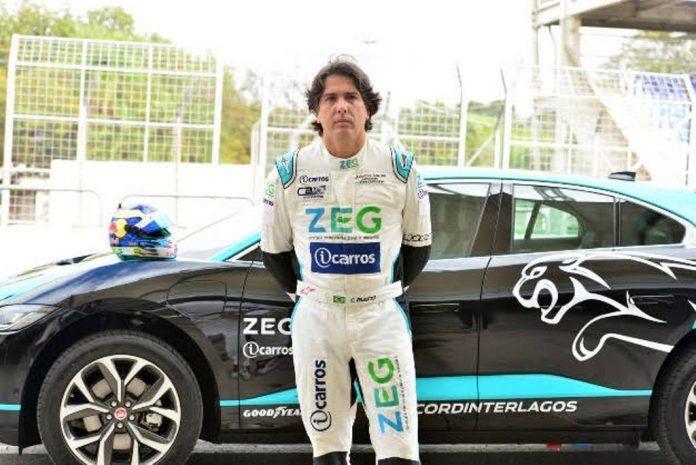 Jaguar I-Pace на шинах Goodyear установил рекорд Интерлагоса