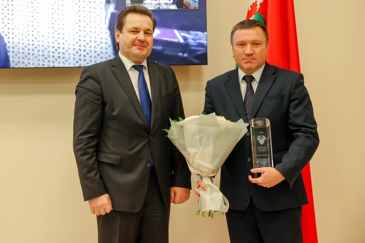 Белорусский производитель металлокорда отмечен премией СНГ за высокое качество продукции