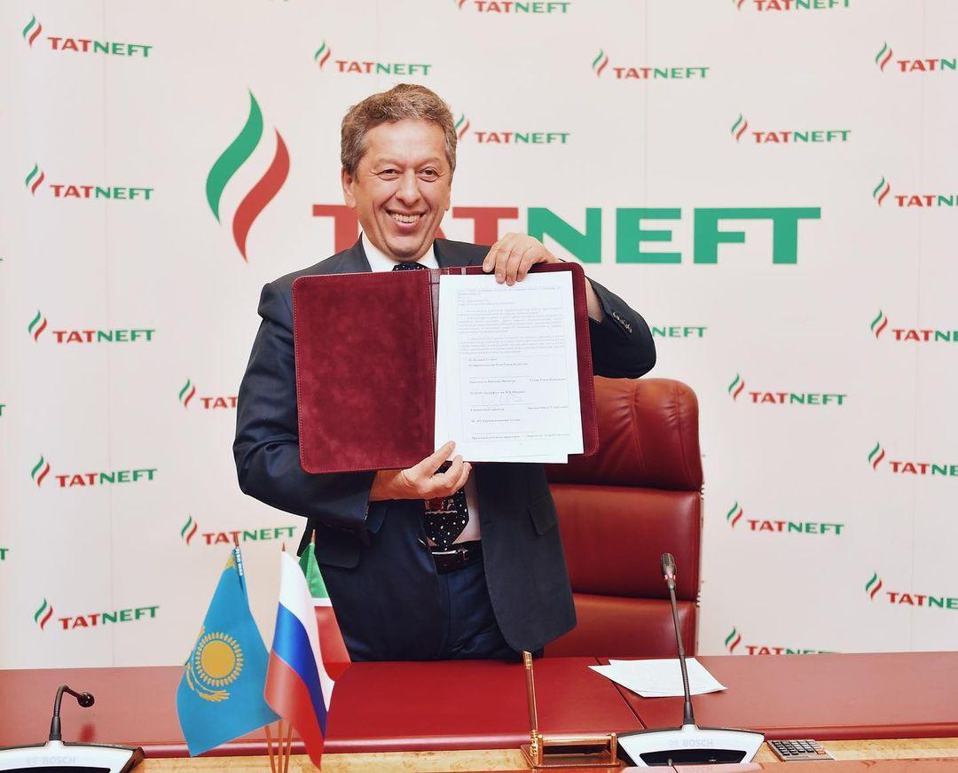 Проект «Татнефти» по созданию производства шин на территории Казахстана успешно развивается
