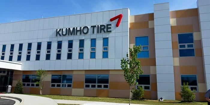 Kumho Tire увеличит мощность американского завода на полмиллиона шин в год