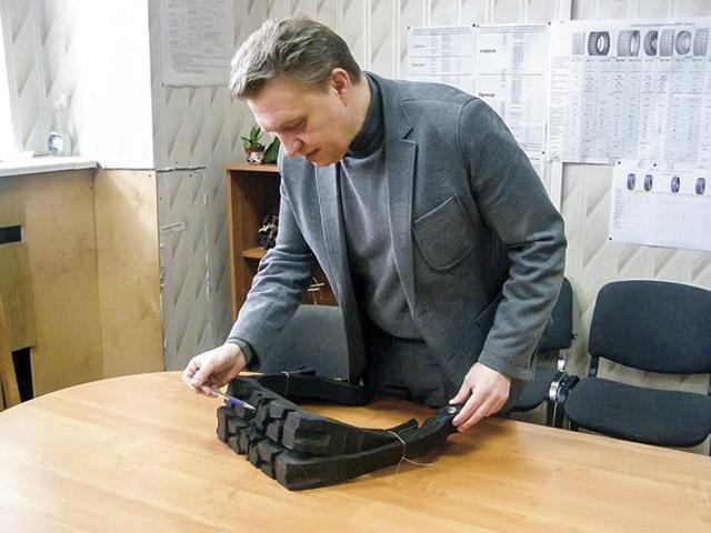 «Белшина» готовит к постановке на серийное производство несколько новых моделей шин