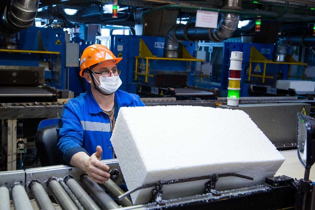 Завод ПАО «Нижнекамскнефтехим» по производству галобутилкаучука ожидает модернизация