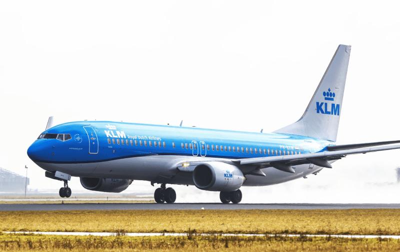KLM и Transavia выбрали для оснащения своих самолетов Boeing авиашины Goodyear Flight Leader