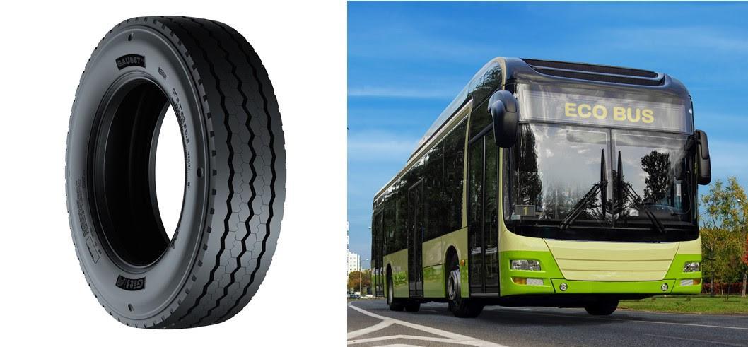 Giti расширяет применимость модели GAU867v1 для электрических автобусов