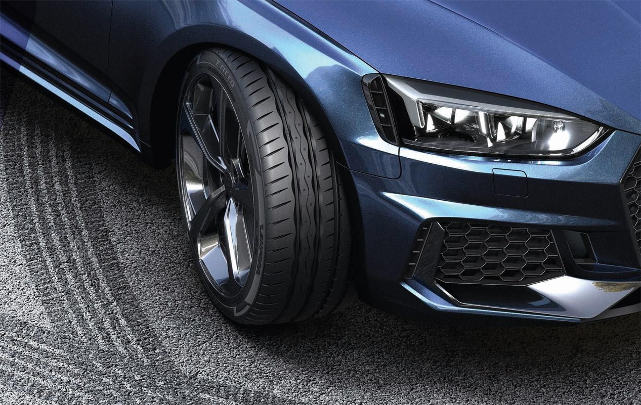 Ассортимент шин Laufenn пополнился новой высокоскоростной моделью Z FIT EQ