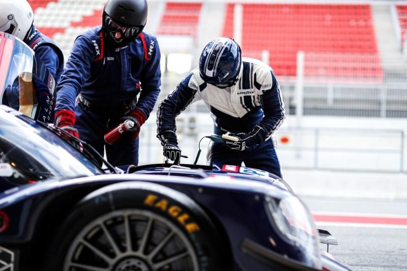 Goodyear начинает свой очередной сезон в гонках на выносливость