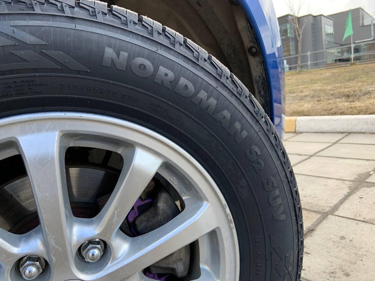 Эксперт «Российской газеты» протестировал летние шины Nokian Nordman S2 SUV
