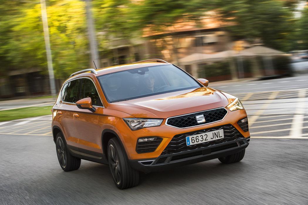 В список стандартного оснащения новых Seat Ateca включены 17-дюймовые шины GitiSynergy H2