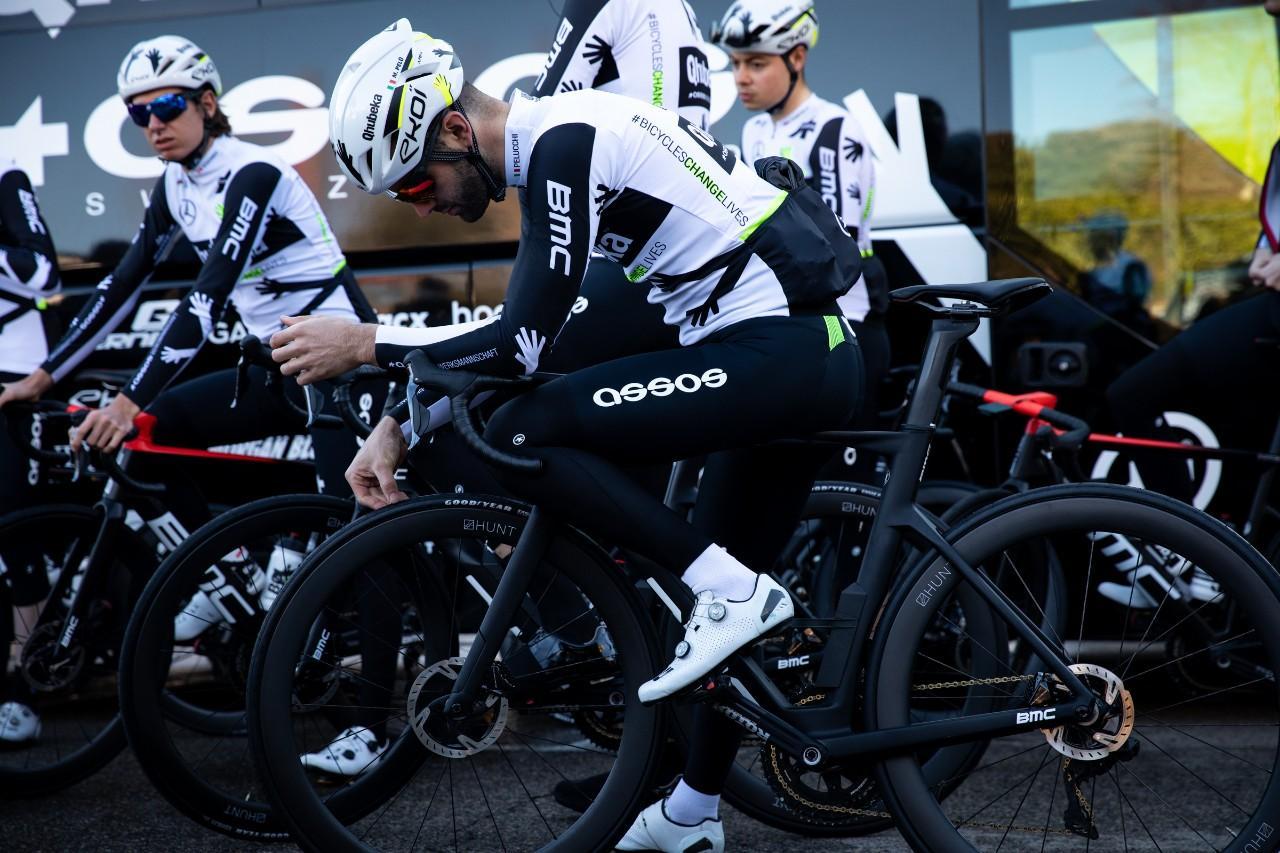 Goodyear дебютирует в профессиональных шоссейных велогонках