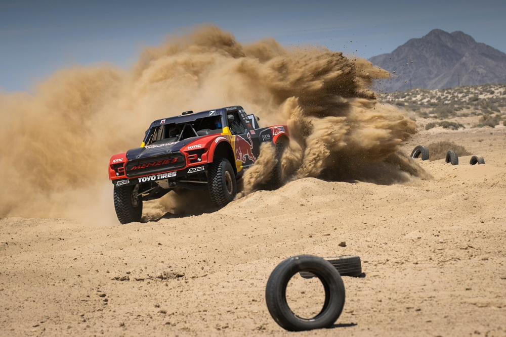 Шины Toyo Open Country M/T-R доказали свою эффективность и надежность в гонке San Felipe 250