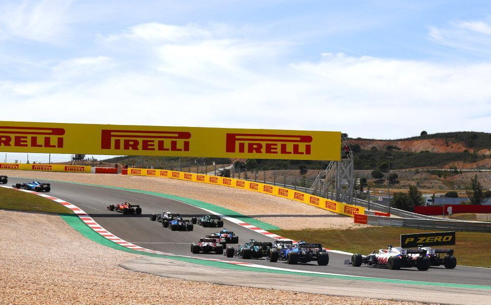 В Пирелли подвели итоги гонки Гран-при Португалии F1 2021