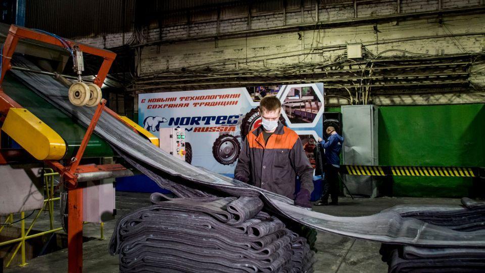 В этом году «Нортек» планирует освоить 15 новых моделей шин