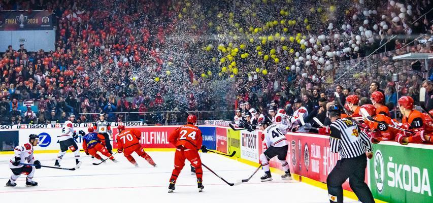 GT Radial - официальный партнер Champions Hockey League
