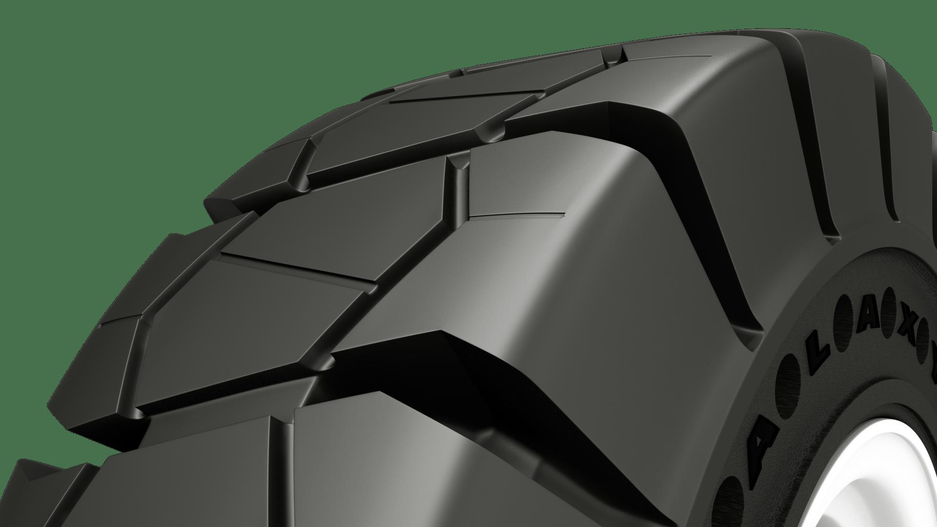 Новые шины Galaxy LHD 510 SDS для автопогрузчиков - улучшенная тяга в экстремальных условиях