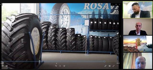 «Росава» договаривается о поставках своих шин в Кувейт