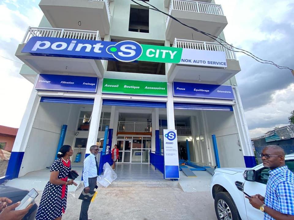 Point S начинает свою деятельность в Камеруне