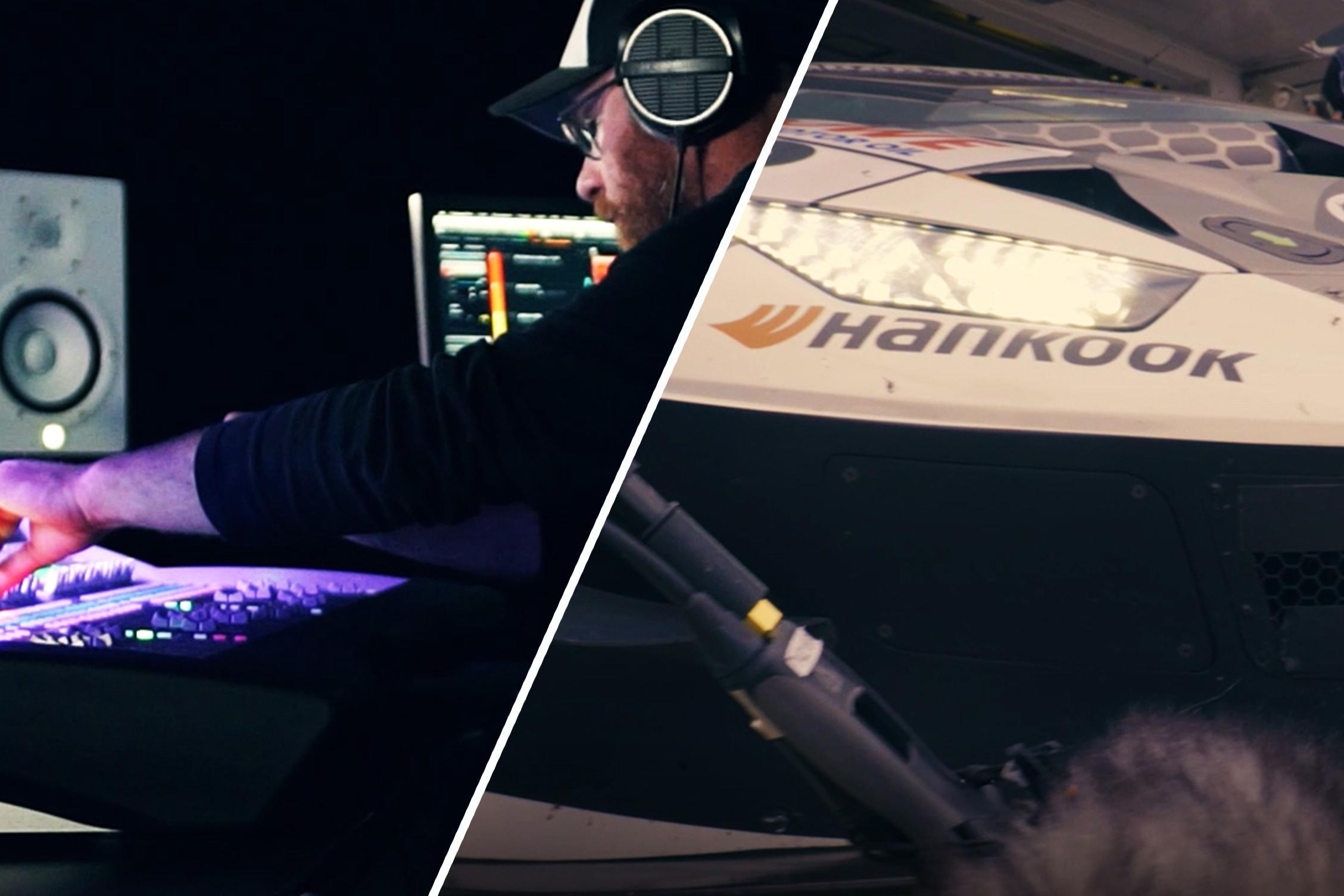 Hankook Tire продолжает свой видеосериал «Симфония скорости»