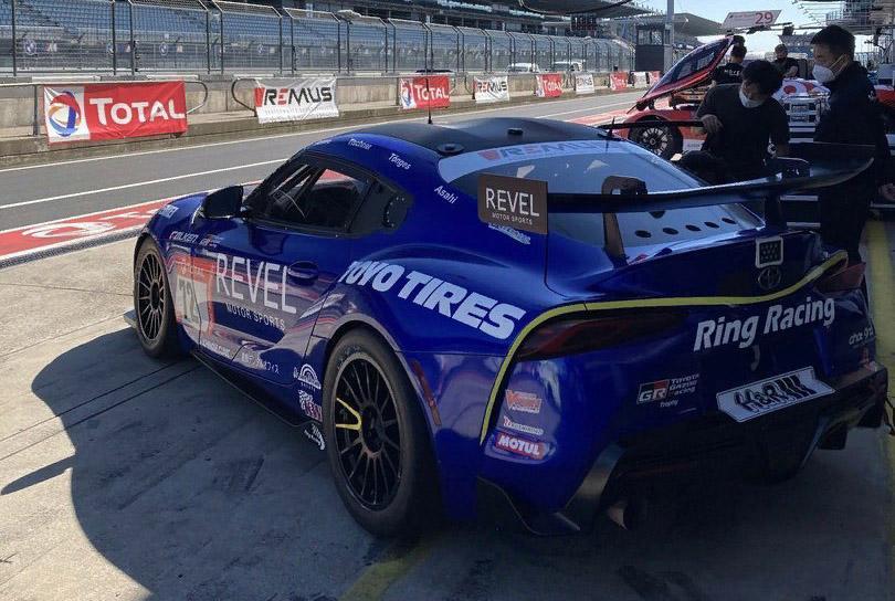 Toyo Tires примет участие в гонке «24 часа Нюрбургринга»