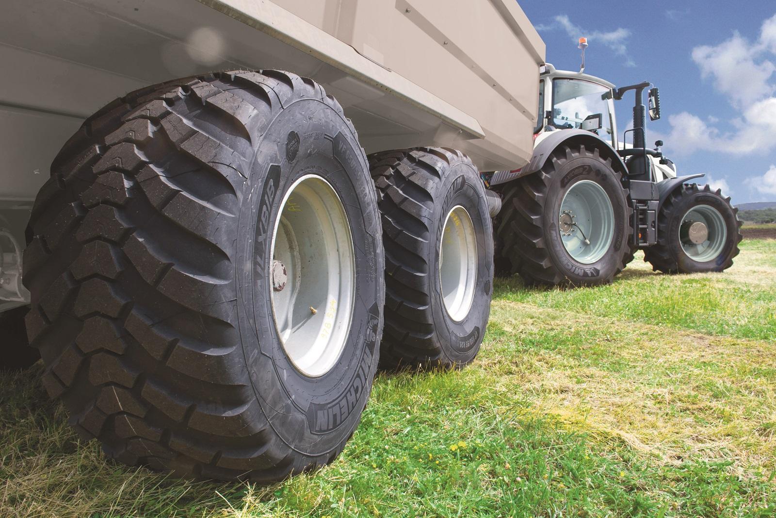 Мишлен расширяет применимость модели Michelin TrailXBib