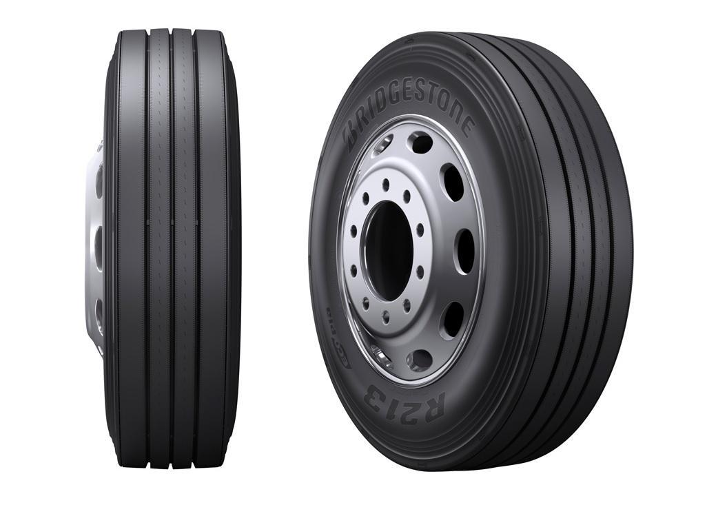 Bridgestone расширяет портфель экошин Ecopia для грузовиков