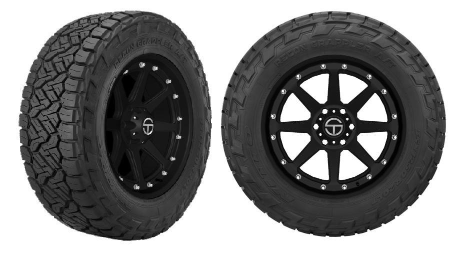 На рынок Северной Америки выходит новая вседорожная шина бренда Nitto